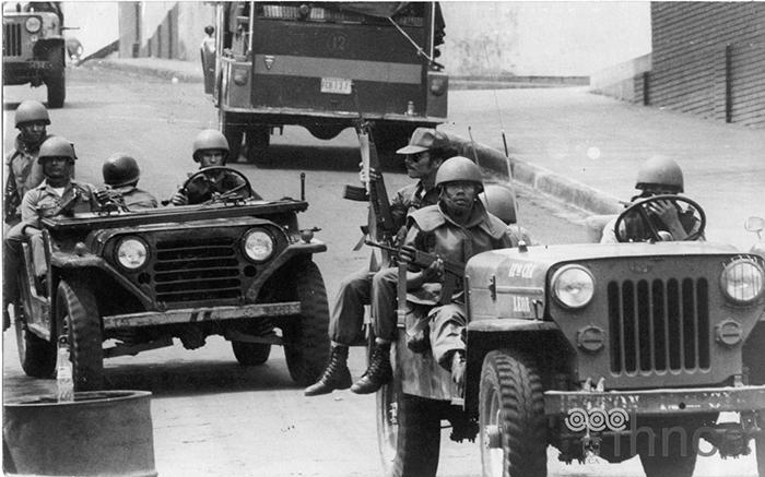 Guardia Nacional, Guardia Nacional de Nicaragua, 19 de julio, somoza, revolución popular sandinista, revolución sandinista