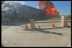 El avión que se estrelló contra el Pentágono el 11 de septiembre de 2011 no logró su objetivo. LA PRENSA/ ARCHIVO/ AP