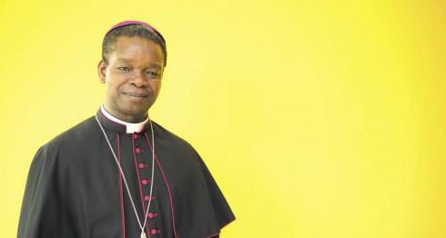 Fortunatus Nwachukwu, nuncio apostólico en Nicaragua. LAPRENSA/Oscar Navarrete