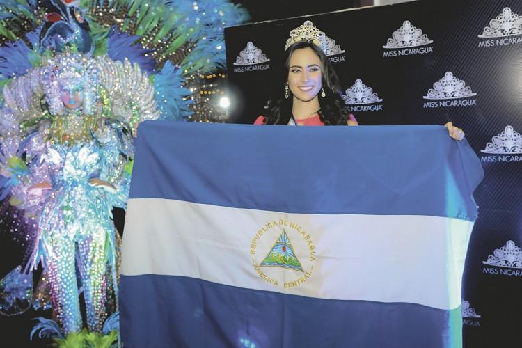 Marina Jacoby Wins Miss Nicaragua 2016: Marina Jacoby Lloró Cuando Le Hicieron Esta Pregunta En