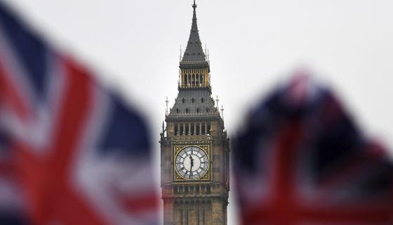 El llamado proyecto de la Unión Europea (Notificación para la retirada) fue presentado en la Cámara de los Comunes y los diputados tendrán la oportunidad de debatirlo el próximo martes. LA PRENSA/EFE