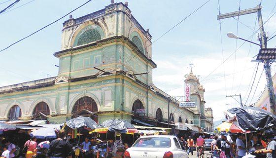 mercado de Granada, jornada de vacunación, H1N1