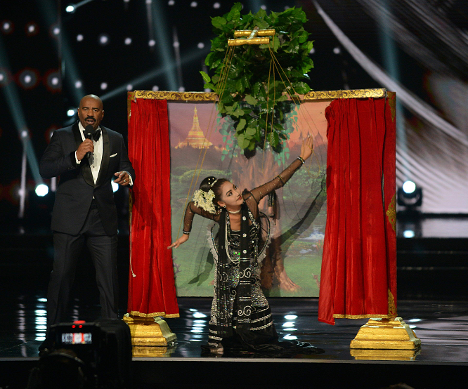 Miss Universo, Mejor Traje Nacional