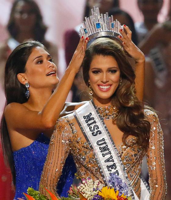 Miss Universo, Miss Francia, Iris Mittenaere