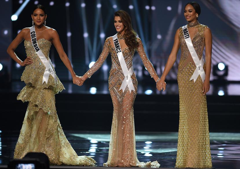 Miss Universo, finalistas