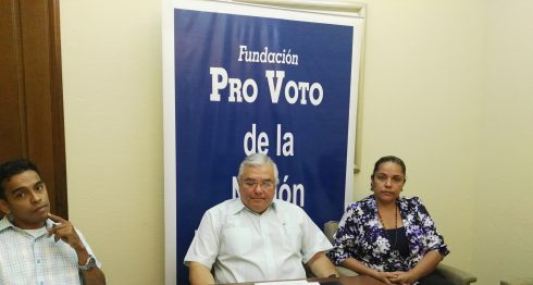 Venancio Berríos, presidente honorario de Provoto.