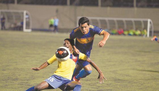 El Nandasmo FC es uno de los equipos que ascendió la temporada pasada. Carlos Valle/LA PRENSA.