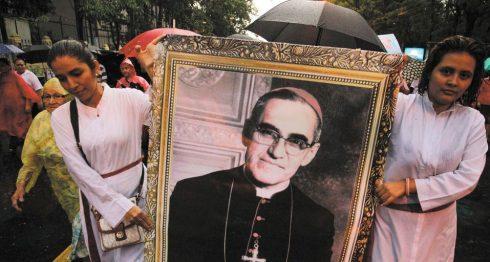Oscar Arnulfo Romero, El Salvador