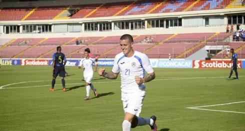 Jaime Moreno tuvo una buena participación con la Selección de Futbol. LAPRENSA/ CORTESÍA/ FENIFUT