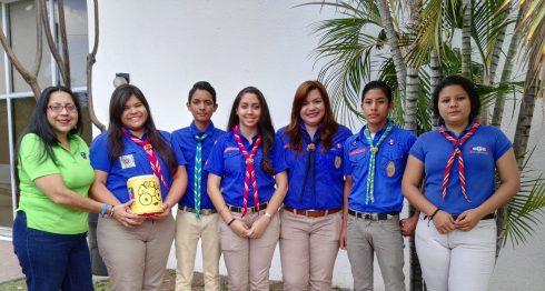 Scouts, Fundación Teletón, Colecta Nacional