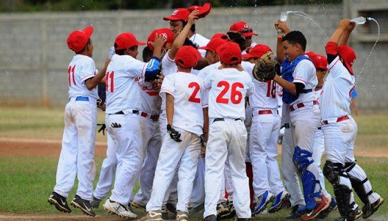 Este sábado se realizará la final del Campeonato Nacional de Beisbol Infantil AA. LA PRENSA/ARCHVIO/CARLOS VALLE