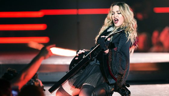 Madonna. LA PRENSA/AP Photo