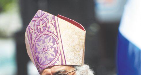 Cardenal Leopoldo Brenes, arzobispo de Managua LA PRENSA/ ARCHIVO