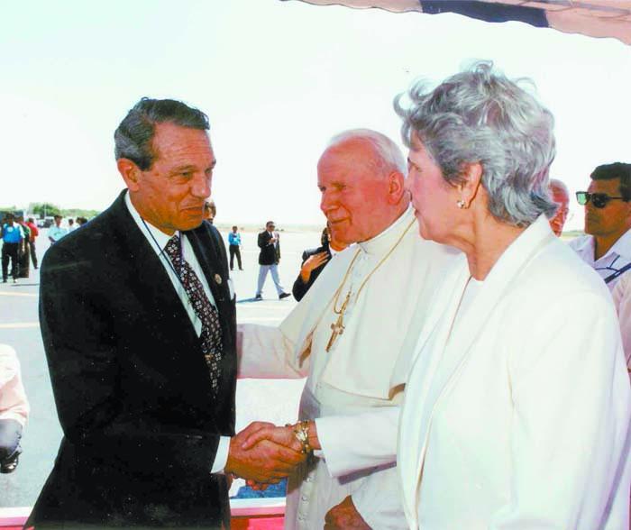Papa Juan Pablo II, Juan Pablo II, Papa en Nicaragua