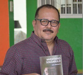 Escritor Juan Sobalvarro. LAPRENSA/Cortesía
