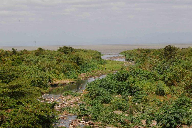lago Xolotlán, Managua, aguas residuales