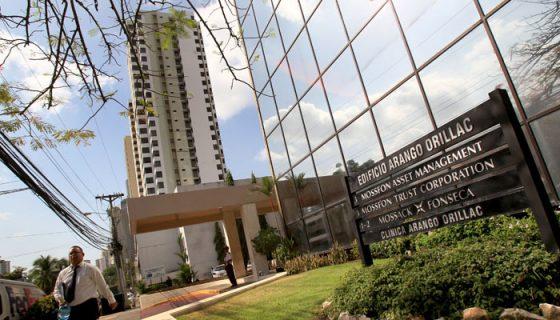 Fachada del edificio central del bufete de abogados panameño, Mossack Fonseca, protagonista del escándalo #PanamaPapers. LA PRENSA/ARCHIVO