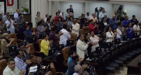 Para que entre en vigencia el acuerdo aéreo entre Nicaragua y los Emiratos Árabes los parlamentos debían ratificarlo. LA PRENSA/J. FLORES