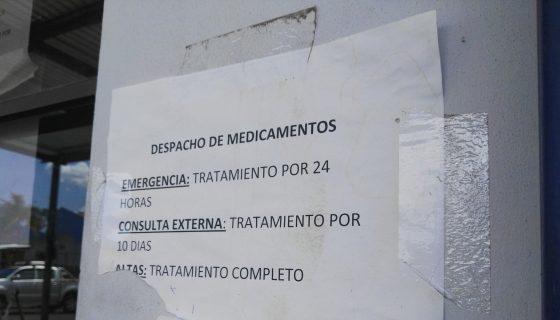 Poca Medicina, Minsa, Hospital Alemán Nicaragüense