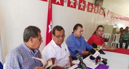 PLI, junta directiva, Consejo Supremo Electoral, Pedro Reyes, Eduardo Montealegre