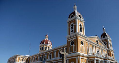 festival de poesía, Granada, Nicaragua