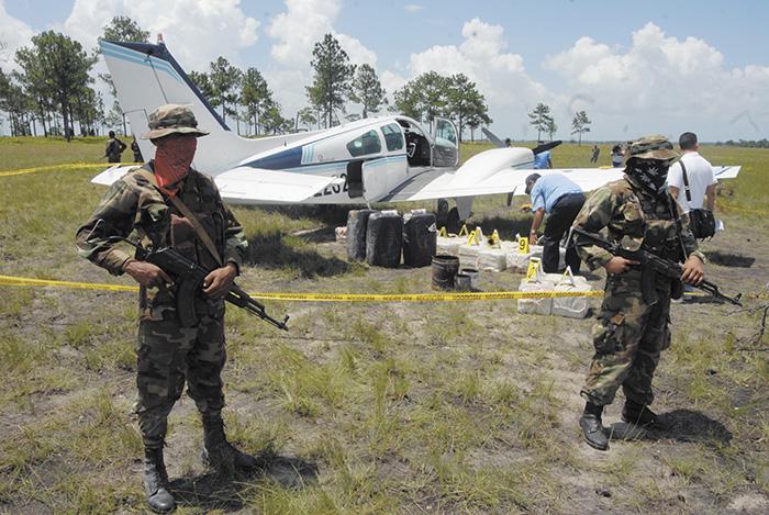 militares extranjeros, Nicaragua
