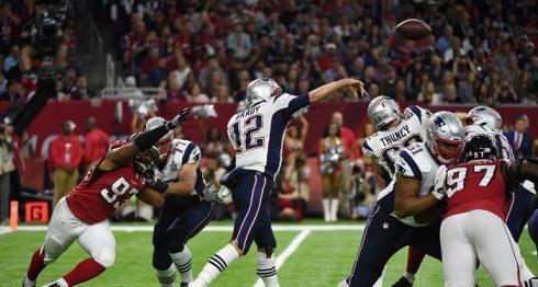 Los Patriotas de Nueva Inglaterra ganaron la edición 51 del Super Bowl de la NFL, por lo que serán recibidos por el presidente Donald Trump en la Casa Blanca, en una fecha por definir. LA PRENSA/AFP/Timothy A. CLARY