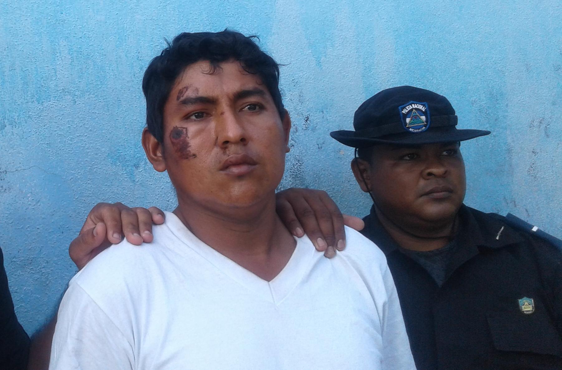 Asesina con un machete a su suegro en Posoltega - La Prensa (Nicaragua)