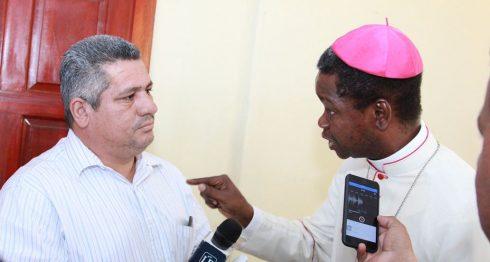 nuncio, nuncio de Nicaragua, Nuncio Fortunatus Nwachukwu