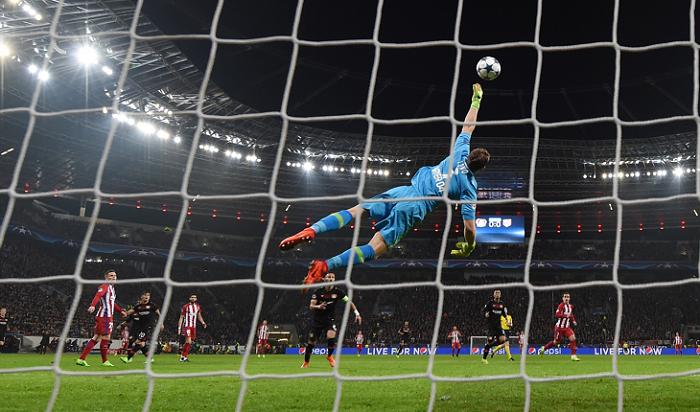 Atlético de Madrid a un paso de los cuartos de final de la Champions ...