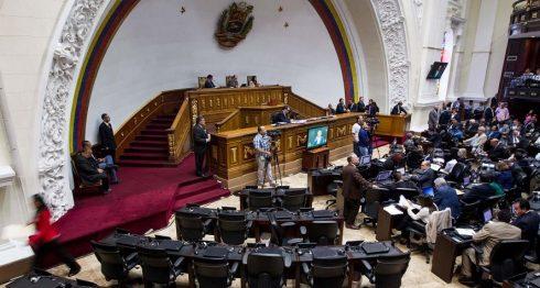 La Asamblea Nacional también inició una investigación por el caso Odebrecht, aseguró Julio Borges, presidente de la Cámara. LA PRENSA/ EFE