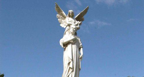 Monumento a Rubén Darío. LAPRENSA/ARCHIVO