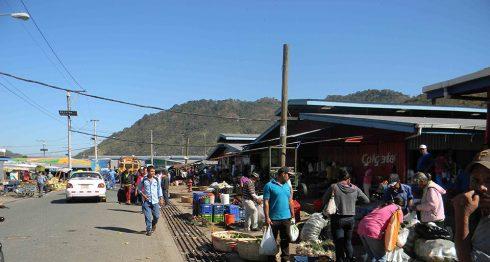 mercado de Jinotega