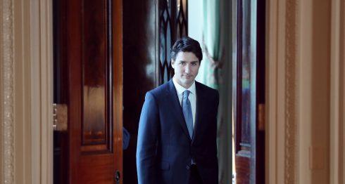 Justin Trudeau, primer ministro de Canadá. LA PRENSA / Agencias.