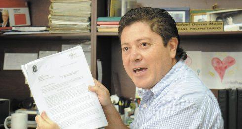Resultado de imagen para Luciano García, la ONG Hagamos Democracia
