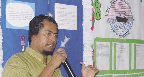 Alcalde de Waspam, Caribe Norte, Alex Fernández. LA PRENSA/ARCHIVO