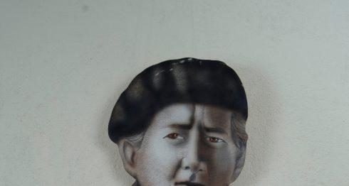 Poeta José Coronel Urtecho. Retrato realizado por Robert Barberena de la Rocha. LAPRENSA/ARCHIVO