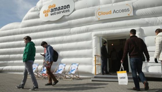 Amazon, nube, Estados Unidos