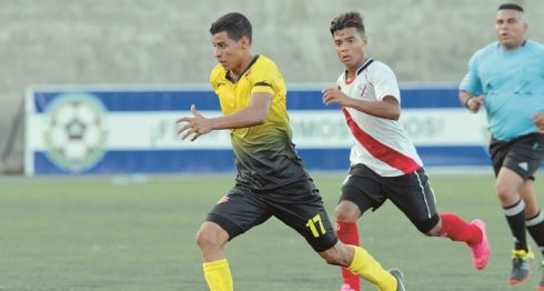 Lester Jarquín era la referencia ofensiva del Juventus. Jader Flores/LA PRENSA