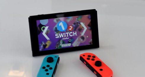 consola Switch, Nintendo