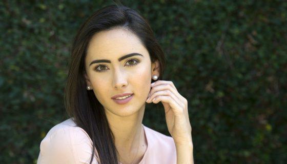 Marina Jacoby, Miss Nicaragua 2016. LA PRENSA / Jader Flores.