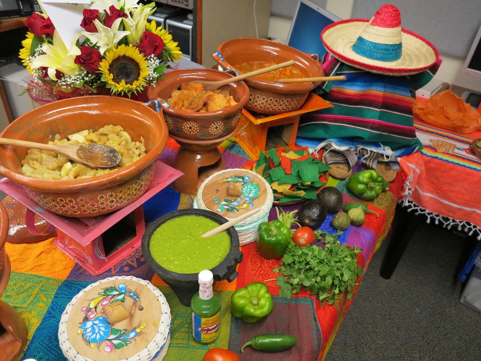 Riqueza cultural y nutricional de la comida mexicana la for Comidas economicas mexicanas