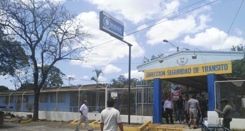 Licencias de Conducir, Correos de Nicaragua, Tránsito Nacional