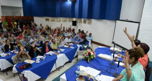 Concejales de Managua