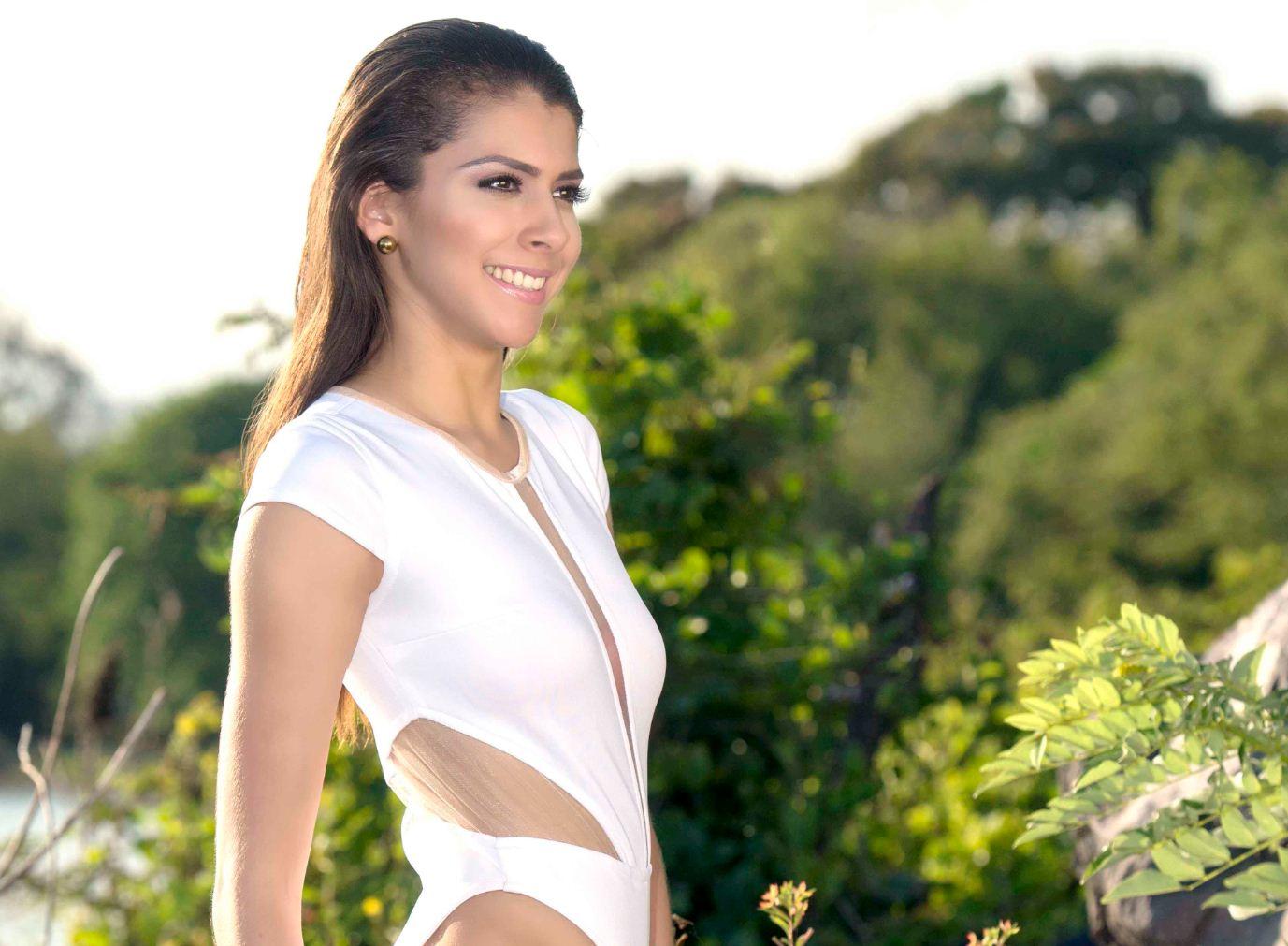 Berenice Quezada Crowned Miss Nicaragua 2017: Berenice Quezada Tras Un Sueño