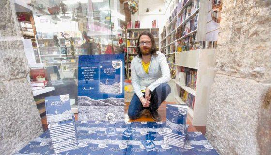 Tom Gauld, autor de tiras en The Guardian o The New York Times. LAPRENSA/EFE
