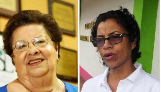 Derechos humanos, defensoras de derechos humanos, Vilma Núñez, CENIDH, Nicaragua