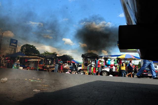 Se desconoce nivel de contaminaci n de aire en nicaragua for Como purificar el aire contaminado