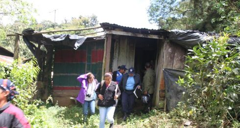 desaparecido, Jinotega, asesinato