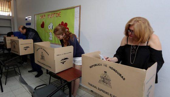 elecciones primarias, HONDURAS